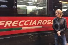 Mi viaje a Italia (después de la visita de EXPO de Milano)
