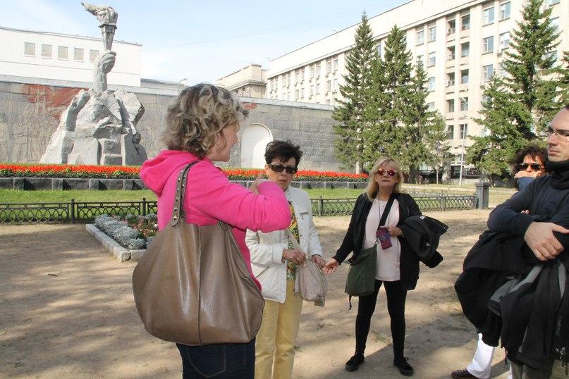 новосибирск экскурсия на испанском языке по городу