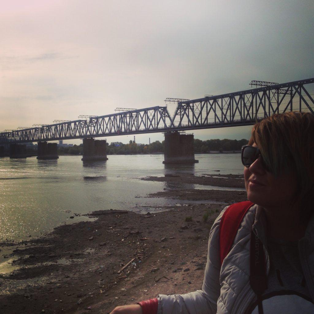 Новосибирск вид на город экскурсия на испанском языке