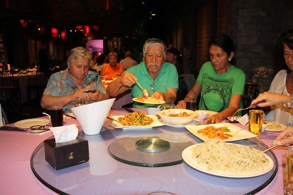 китайская кухня путешествие по транссибу с иностранцами