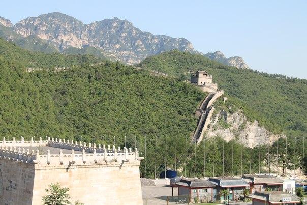 ххххххххххфКитай. Пекин. Великая китайская стена