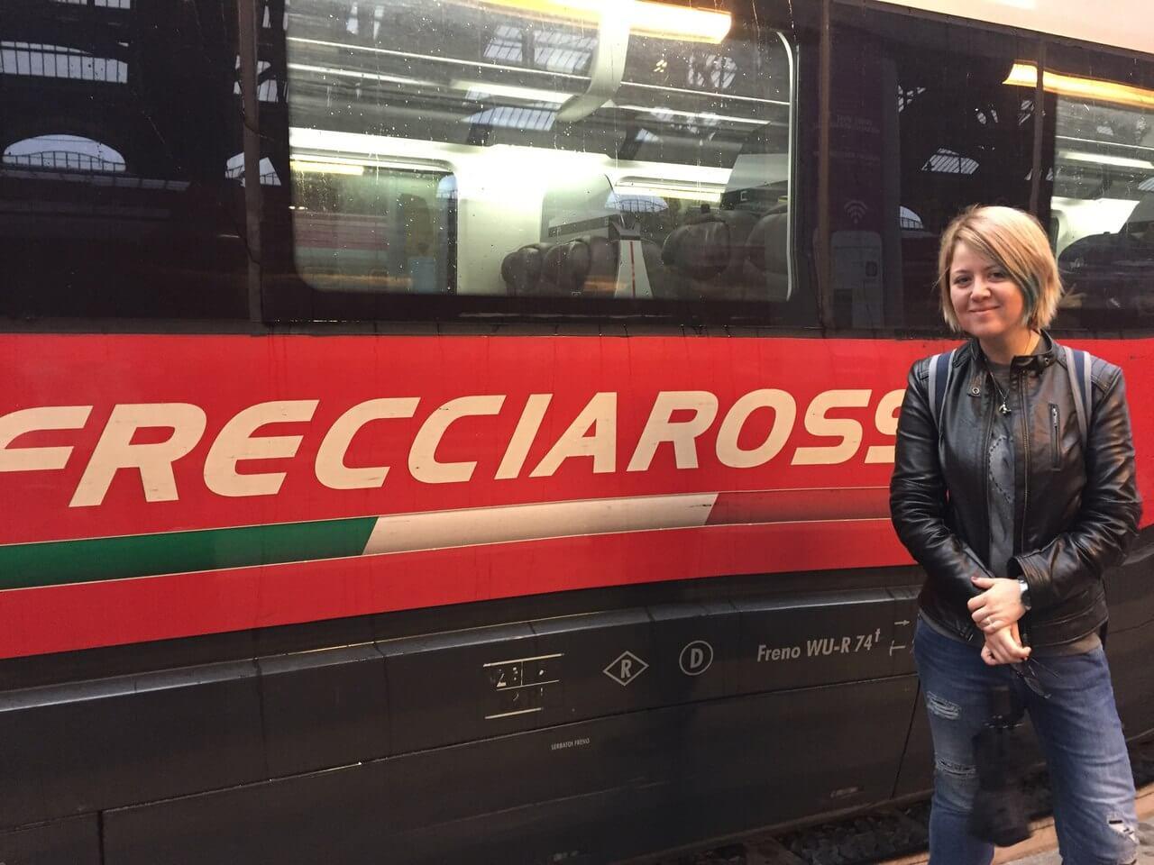 Interprete italiano russo (viaggio in Italia nel 2017