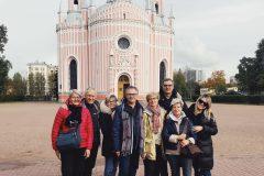 Чесменский собор тур на итальянском-языке-в-Царское-село