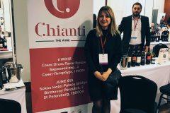 Переводчик итальянского языка на выставке вина, винная тематика