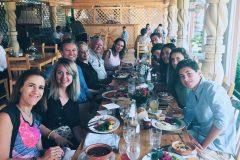 Экскурсия для мексиканских туристов на испанском языке гид