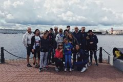 Экскурсия по-Санкт-Петербургу на итальянском языке частный гид