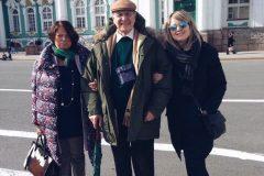 Экскурсия по Санкт-Петербургу на итальянском языке дворцовая площадь