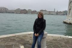 En Venecia (acompañante de grupo ruso en Italia)