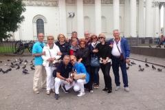 Saint-Peterburg city-tour, July 2016