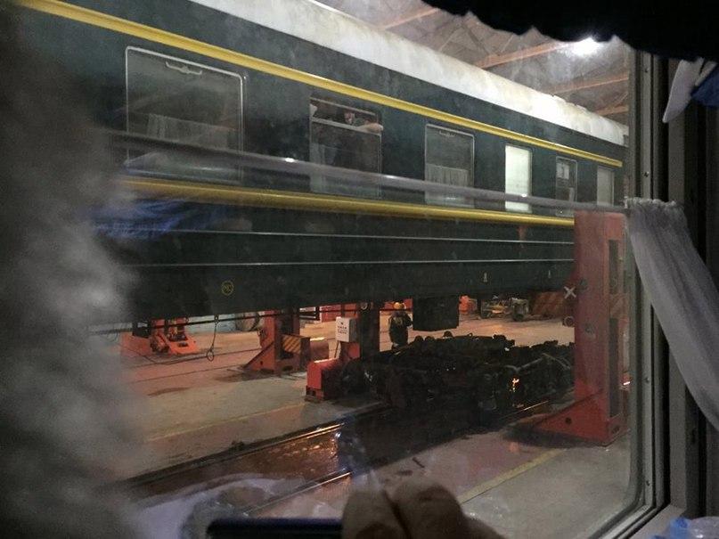 улан-батор-пекин поезд рельсы железная дорога