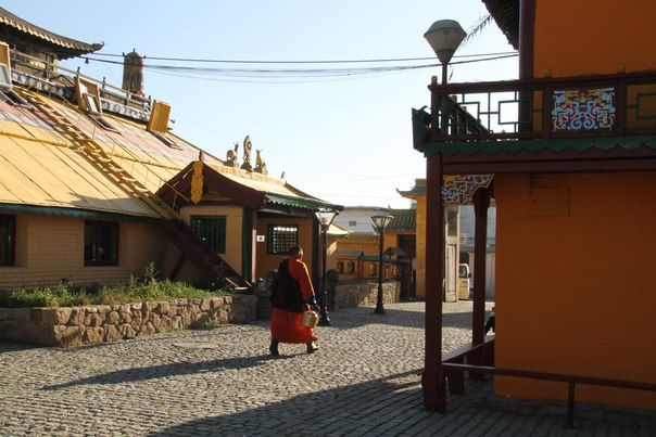 монголия улан-батор путешествие по транссибу и трансмонгольской магистрали монастырь
