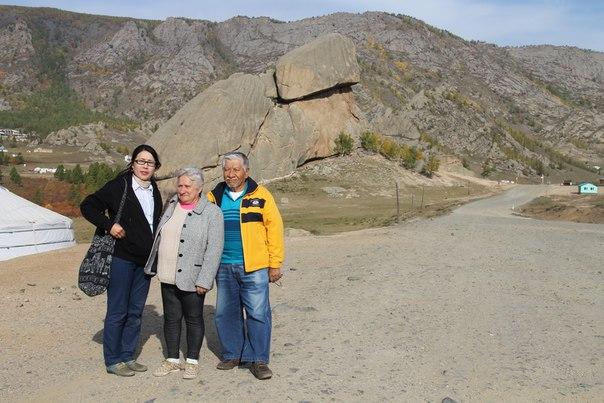 монголия Улан-Батор экскурсия по степи