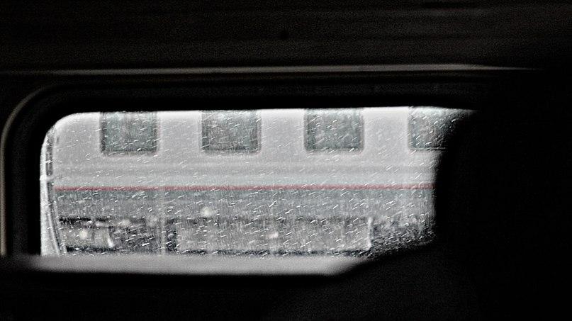 путешествие по транссибирской магистрали вид из окна поезда