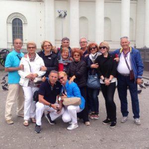 экскурсии по Санкт-петербургу на итальянском