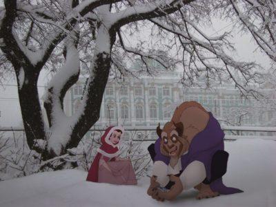 екатерининский дворец зимой мем картинка