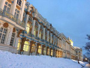 palazzo di caterina - inverno