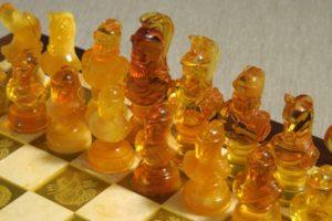 oggetti di ambra russa souvenir russo