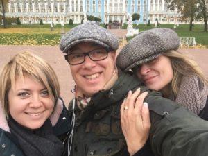 guía con referencias en tripadvisor por San Petersburgo