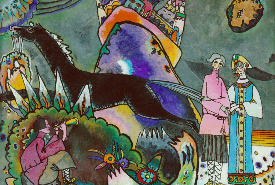 pittura Kandinsky opere famose
