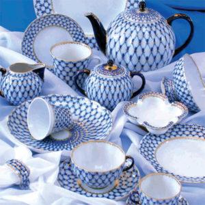 porcellana russa regalo souvenir russo