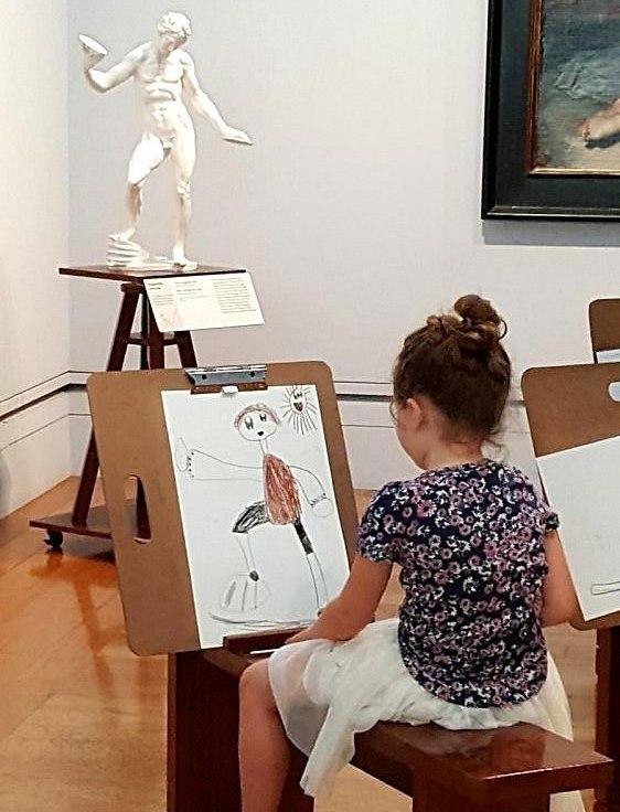 эрмитаж искусство картины гид мем экскурсии детям