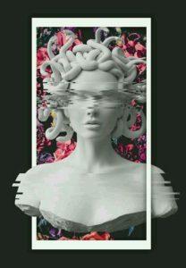 медуза современная статуя