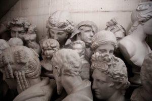 древнеримская скульпура