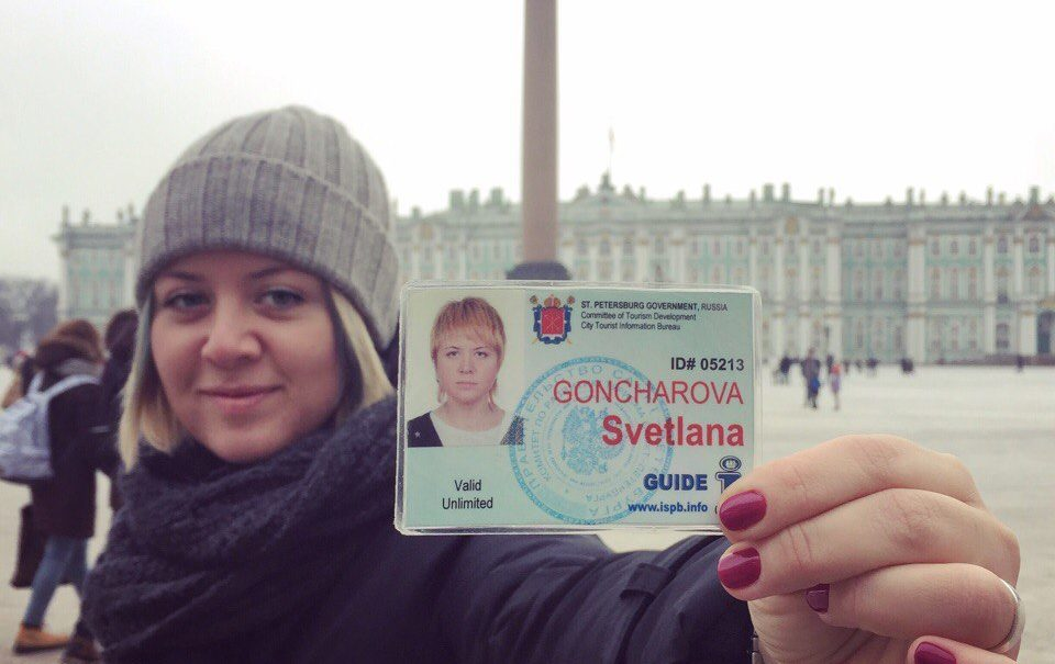 mejor guía turistico por San Petersburgo en tripadvisor