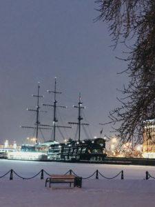 san petersburgo en invierno tour por navidad rusia