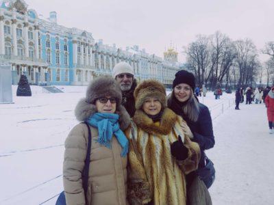 guía en español por San Petersburgo palacio de catalina