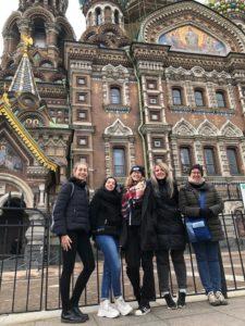 Iglesia de la sangre derramada visita guida en español
