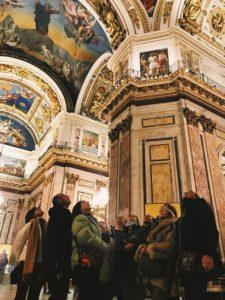 cathedral de San Isaac en San Petersburgo tour individual visita guiada
