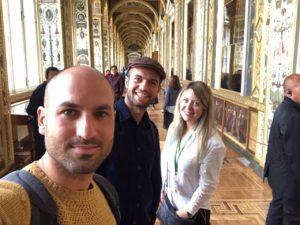 guía hispanohablante tour excursion por Hermitage Palacio de invierno