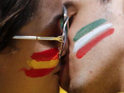 итальянский и испанский похожи